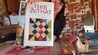 This N That quilt pattern review American Patchwork Quilting magazine December 2018