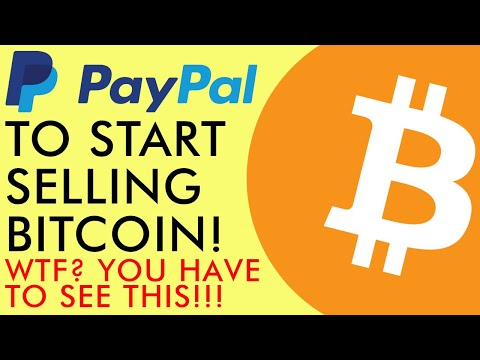 BUY & SELL BITCOIN ON PAYPAL, WTF?? BIGGEST CRYPTO NEWS OF 2020!!! You Have To See This!!!