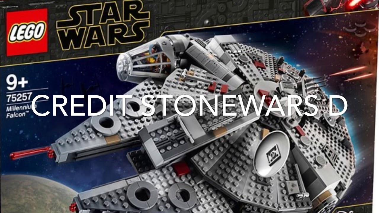 Lego Star Wars Rise Of Skywalker Set Images Youtube