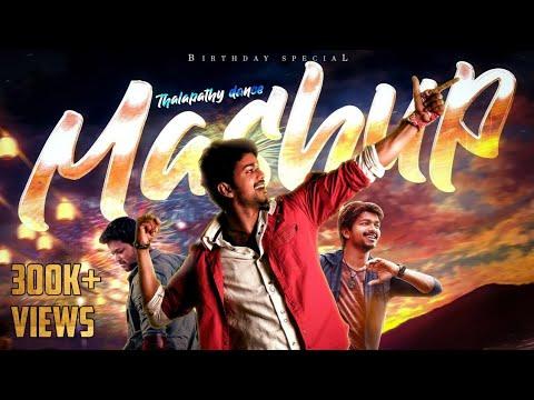 Vaada Vaada | Song | Vijay | Samantha | Kajal | Tamanna | Dance Mashup | 2018 | SAN CREATIONZZ