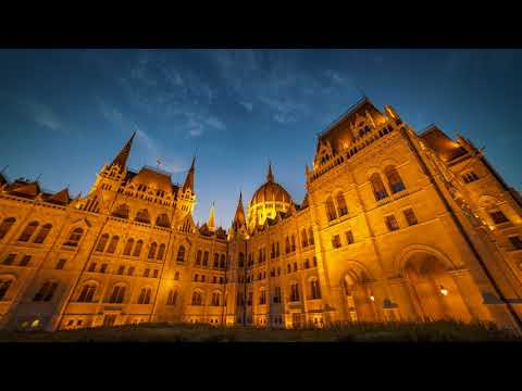 A Year in Budapest: A Time-Lapse Movie
