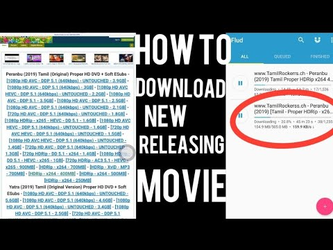 How To Download TamilRockers Movies In Directly