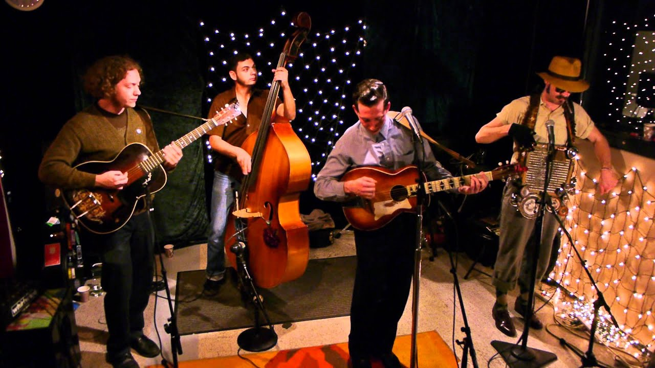 Pokey Lafarge The South City Three Full Performance Live On Kexp Youtube