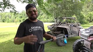 Download Foam cannon vs Power brush vs Turbo nozzle SXS cleaning! Mp3 and Videos