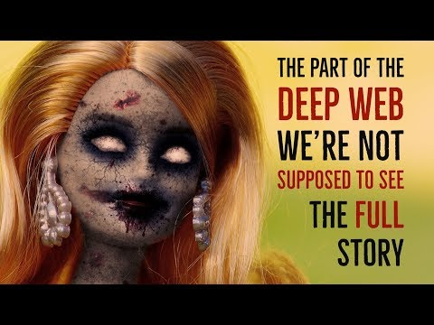 ''The Part of the Deep Web we're not Supposed to See'' | BEST DEEP WEB STORY OF 2017