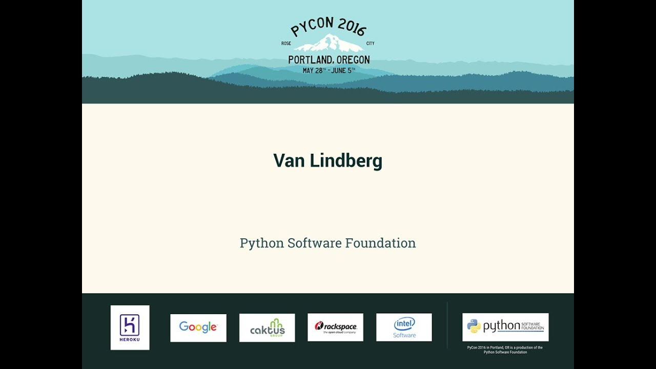 Image from Python Software Foundation