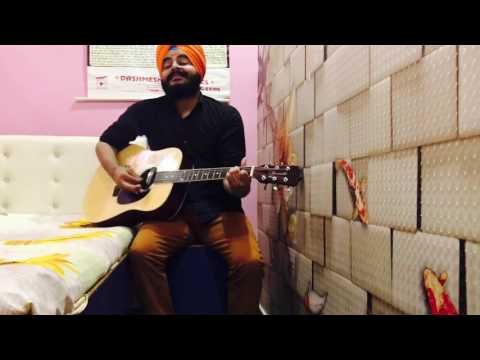 Hamari Adhuri kahani | Amandeep Singh | Guitar Cover