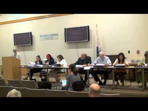 2014 Westchester County Rent Guidelines Board Presentaions