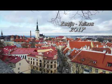Estija -Talinas 2017. GoPro HERO