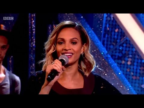 Alesha Dixon performs Do It For Love  – Strictly Come Dancing: It Takes Two 2015 – BBC Two