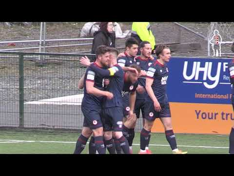 Goal: Sam Bone (vs Dundalk 17/04/2021)