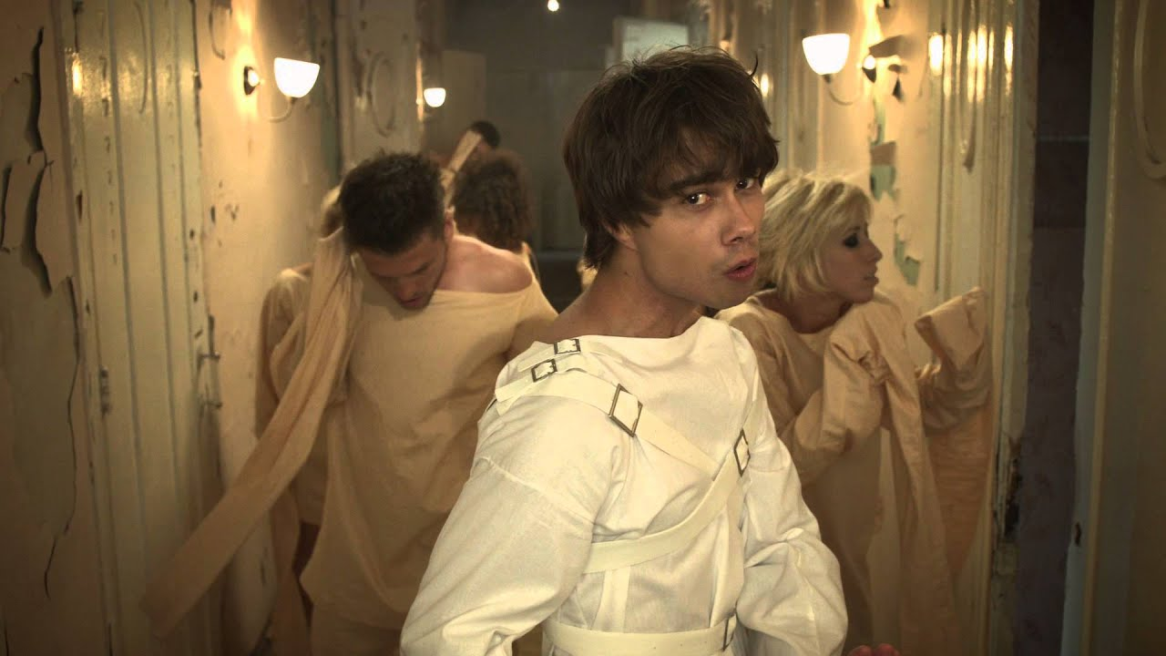 "Alexander Rybak – ""Leave Me Alone"" (Official Music Video)"