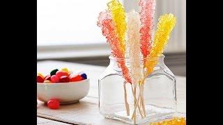 Как вырастить кристалл из сахара
