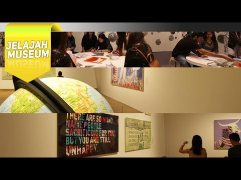 JELAJAH MUSEUM - Museum MACAN