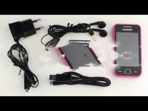 Обзор телефона Samsung Wave 525 от Video-shoper.ru