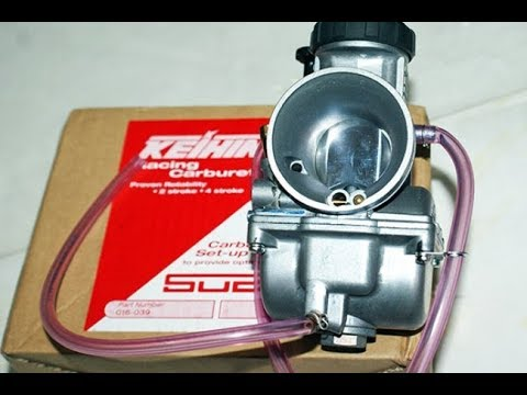 Обзор карбюратора Keihin PWK 28-30-32-34мм. Сarburetor overview Keihin PWK.