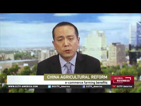 Professor Wuyang Hu on modernizing agriculture in China