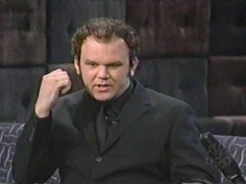 John C Reilly interview 2000