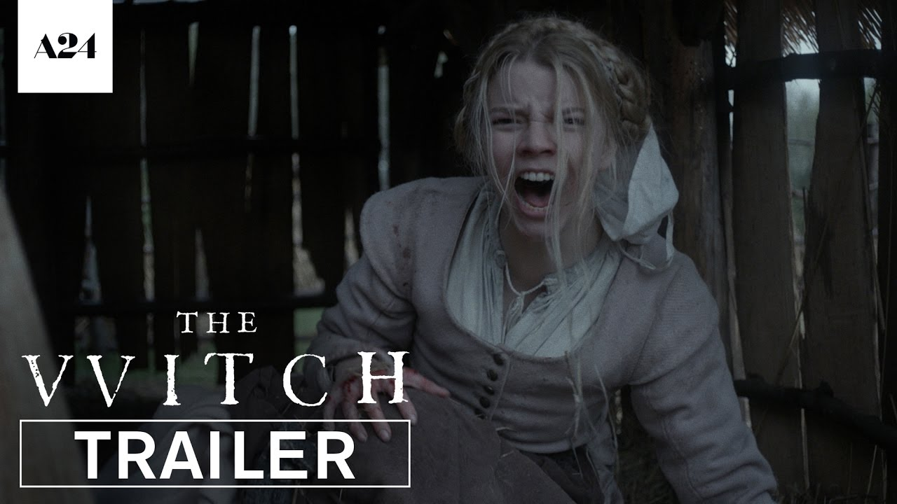 The Witch | Paranoia | Official Trailer HD | A24