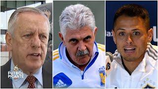 Javier Chicharito Hernández le robó un premio al Tuca Ferretti y a Arturo Brizio | Futbol Picante