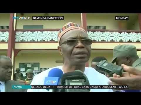 Gunmen kidnap school pupils in Cameroon