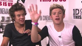 The Best of Niall & Harry Interviews (Part 1)