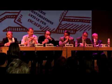 Forum anti-haine 8 avril Marseille - Séquence 1 - Politiques