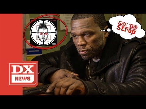 """50 Cent Blames Machine Gun Kelly For Eminem's Youtube Record Breaking """"Killshot"""" Diss Track"""