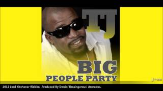 Download Teddyson John - Big People Party