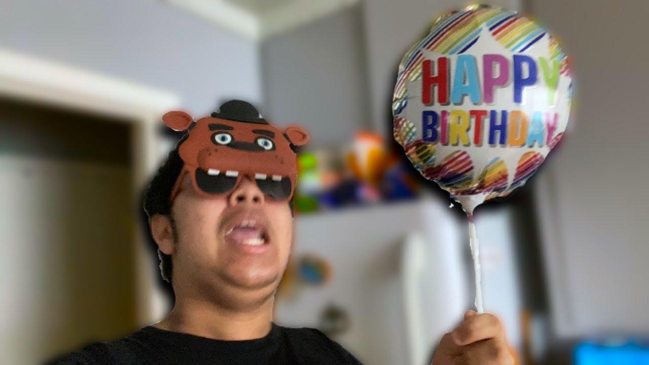 Climb in Balloon Man - YouTube