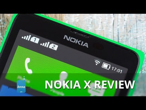 Nokia X Review