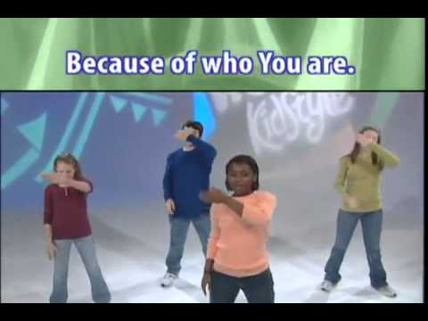 Because Of Who You Are – Lifeway VBS
