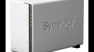 Synology DS216j Hard Drives Install & Quick Look at DSM 6.0