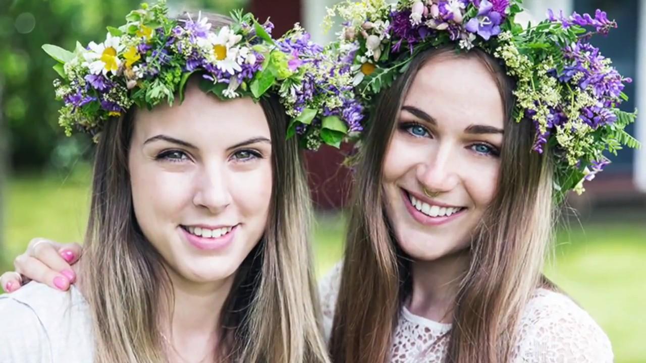 snygga svenska kvinnor