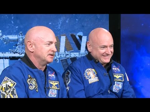 Kelly astronaut twins to participate in year-long NASA experiments