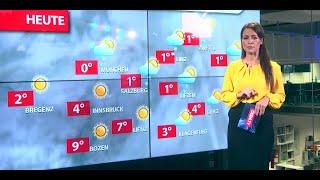 Aktuelle Wetterprognose für Montag (20.01.2020)