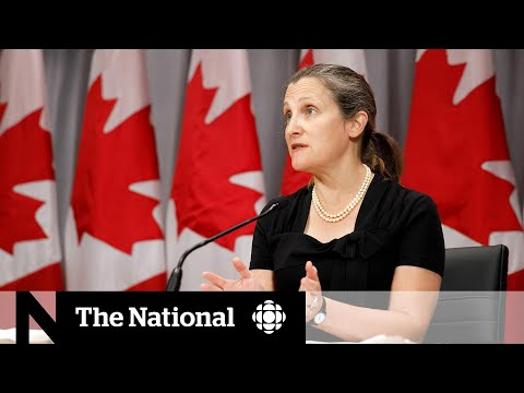 CBC News: The National: Canada to impose $3.6 billion in tariffs in retaliation against the U.S.