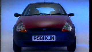 Old Top Gear 1996 - Ford Ka