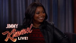Octavia Spencer is a Sleepwalker
