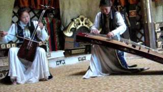 Mongolian folk music