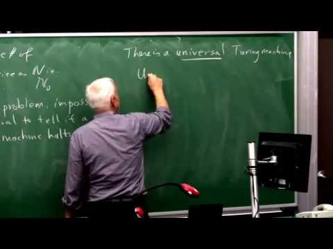 MathHistory28: Computability and problems with Set theory