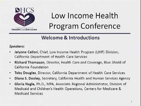 LIHP Conference - August 15, 2013 Part 1