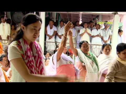 India Explored Manipur -  WOMEN Part 1