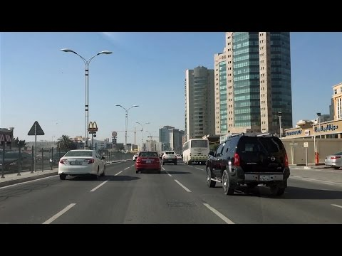 Doha City Drive I Corniche I C Ring Road I Qatar