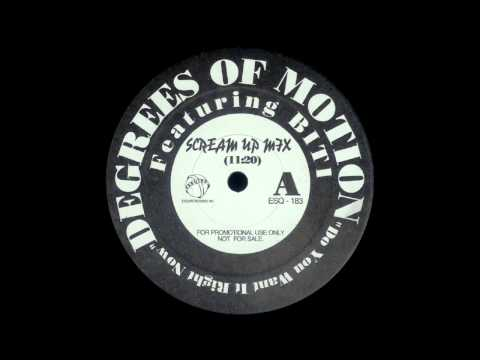 Degrees of Motion - Do You Want It Right Now (Scream Up Mix)
