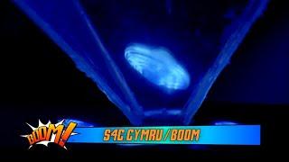 💥 Boom! 💥 Sut i greu hologram