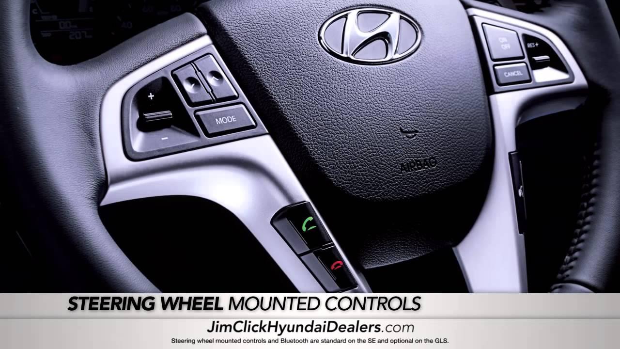 2013 Hyundai Accent Walk Around Video For Jim Click Hyundai Auto Mall