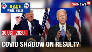 Decoding The Challenges Of Polls Amid Pandemic In The USA | Race For The White House | CNN News18