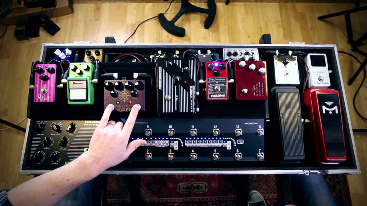 custom guitar pedal boards review from youtube. Black Bedroom Furniture Sets. Home Design Ideas