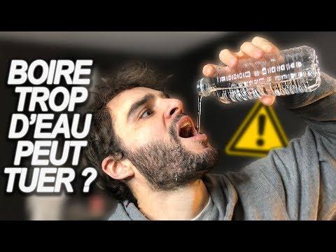 BOIRE TROP D'EAU PEUT TUER ? Vrai ou Faux #59